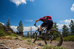 Jeremy Benson <br /> Tahoe Rim Trail - Lake Tahoe