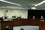 21.08.2018 - BRASÍLIA, DF - Sessão da segunda turma do supremo tribunal federal (STF). Entre outras pautas está a decisão de manter a liberdade concedida ao ex-ministro José Dirceu. Nesta terça-feira (21), em Brasília. ( Foto: Walterson Rosa / FramePhoto )