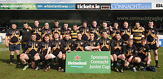 Connacht Junior Rugby Finals 2016