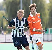 ROTTERDAM - Bloemendaal speler Jord Beekmans , bij de ABN AMRO cup 2017 . COPYRIGHT KOEN SUYK