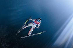 05.01.2016, Paul Ausserleitner Schanze, Bischofshofen, AUT, FIS Weltcup Ski Sprung, Vierschanzentournee, Qualifikation, im Bild Domen Prevc (SLO) // Domen Prevc of Slovenia during his Qualification Jump for the Four Hills Tournament of FIS Ski Jumping World Cup at the Paul Ausserleitner Schanze, Bischofshofen, Austria on 2016/01/05. EXPA Pictures © 2016, PhotoCredit: EXPA/ JFK