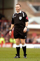 Photo: Leigh Quinnell.<br /> Bristol City v Middlesbrough. The FA Cup. 27/01/2007.<br /> Referee Graham Poll.