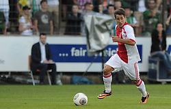 19-07-2013 VOETBAL: WERDER BREMEN - AFC AJAX: MEPPEN<br /> Bojan (Amsterdam #7)<br /> ***NETHERLANDS ONLY***<br /> ©2013-FotoHoogendoorn.nl