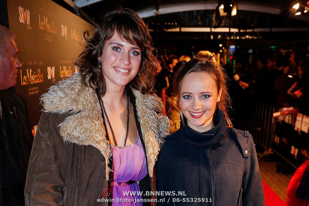 NLD/Amsterdam/20130109 - Filmpremiere Les Misarables, ..............