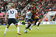 Theo Walcott (11) of Everton on the attack during the Premier League match between Bournemouth and Everton at the Vitality Stadium, Bournemouth, England on 25 August 2018.