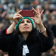 Hundreds attends the The Salesman, Trafalgar Square,London,UK. by See Li