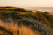 Hole #4,  Pacific Dunes, Bandon Dunes Resort near Bandon Oregon