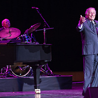 Tony Bennett in concert at The Royal Concert Hall, Glasgow, Great Britain 1st July 2017