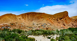 The mountain village of Imzzoudar (Imzoudar) in the Dades Valley, Morocco<br /> <br /> (c) Andrew Wilson | Edinburgh Elite media