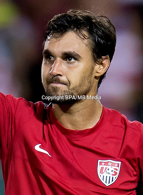 Concacaf- World Cup Fifa Russia 2018 Qualifyer - <br /> USA Soccer National Team - <br /> Chris Wondolowski