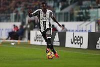 19.11.2016 - Torino - Serie A 2016/17 - 13a giornata  -  Juventus-Pescara nella  foto: Kwadwo Asamoah - Juventus