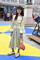 Mimi Xu at the Royal Academy Of Arts Summer Exhibition Preview Party 2018 held at The Royal Academy, Burlington House, Piccadilly, London, England. 06 June 2018.