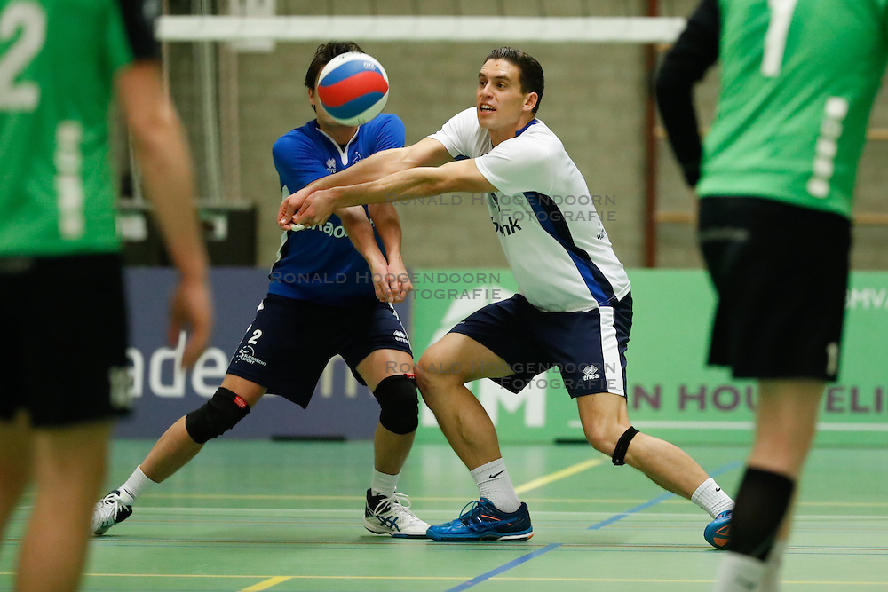 20161126 NED: Beker, Sliedrecht Sport - Pelster Cito: Sliedrecht <br />Gerard Baan <br />©2016-FotoHoogendoorn.nl / Pim Waslander