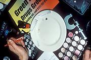 Ecstacy Testing, UK 1990's