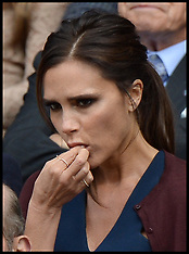 Collection: Victoria Beckham at Wimbledon