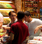 Spice Market vendors, Istanbul