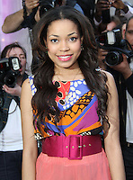 Dionne Bromfield Pixie Lott for Lipsy party, Swarovski Crystallized, London, UK, 21 April 2011:  Contact: Rich@Piqtured.com +44(0)7941 079620 (Picture by Richard Goldschmidt)