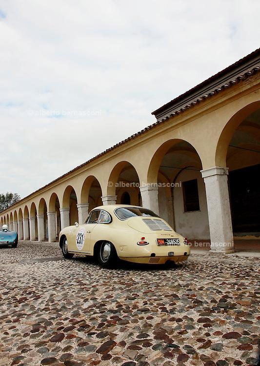 GP TAZIO NUVOLARI 2012. COMACCHIO, PORSCHE 356 SC 1964