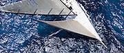 Rambler sailing race 2 at Antigua Sailing Week.