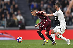 May 3, 2019 - Torino, Torino, Italia - Foto LaPresse - Fabio Ferrari.03 Maggio 2019 Torino, Italia .Sport.Calcio.ESCLUSIVA TORINO FC.Juventus Fc vs Torino Fc - Campionato di calcio Serie A TIM 2018/2019 - Allianz Stadium..Nella foto:Alejandro Berenguer (Torino Fc); ..Photo LaPresse - Fabio Ferrari.May 03, 2019 Turin, Italy.sport.soccer.EXCLUSIVE TORINO FC.Juventus Fc vs Torino Fc - Italian Football Championship League A TIM 2018/2019 - Allianz Stadium..In the pic:Alejandro Berenguer  (Credit Image: © Fabio Ferrari/Lapresse via ZUMA Press)