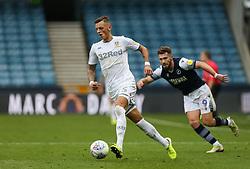 Ben White of Leeds United on the ball - Mandatory by-line: Arron Gent/JMP - 05/10/2019 - FOOTBALL - The Den - London, England - Millwall v Leeds United - Sky Bet Championship