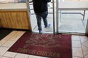 Ezell's Famous Chicken. Original location at 23rd and E Jefferson Street in Seattle, WA. <br /> <br /> Matt Lutton / Boreal Collective for Vice Munchies