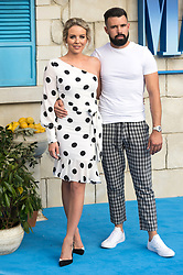 © Licensed to London News Pictures. 16/07/2018. London, UK. Lydia Bright attends the Mamma Mia! Here We Go Again World Film Premiere at Eventime Apollo Hammersmith. Photo credit: Ray Tang/LNP