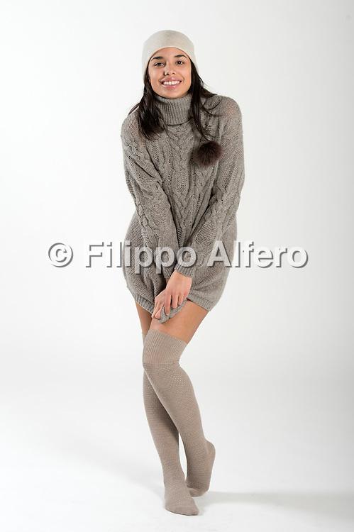 © Filippo Alfero<br /> Ciuffo cashmere<br /> Torino, 08/01/2016