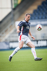 Falkirk's David McCracken. Falkirk  2 v 2 Rotherham Utd, pre-seaon friendly.<br /> &copy; Michael Schofield.