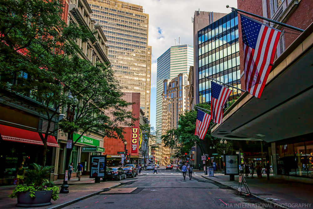 Summer Street, Downtown Crossing