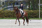 Michelle van Lanen - Urchin B<br /> CDIYJP Roosendaal 2012<br /> © DigiShots