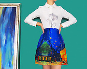Now You Can Wear Your Favorite Art Masterpieces<br /> <br /> Who says famous art masterpieces are only for walls?<br /> The Indonesia-based boutique creates beautiful clothing featuring famous pieces of art. From Vincent van Gogh's 'Starry Night' to Claude Monet's 'Water Lilies' - the whole shop is like a wearable museum. You'll find unique and elegant shirts, skirts, and even entire dresses. Perfect for anyone, whether they're art lovers or not! Take a look for your favorites! <br /> ©Exclusivepix Media