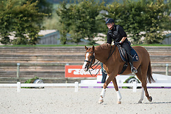 Brenner Hannelore, (GER), Women Of The World<br /> Grade IV Team Test<br /> Para-Dressage FEI European Championships Deauville 2015<br /> © Hippo Foto - Jon Stroud<br /> 16/09/15