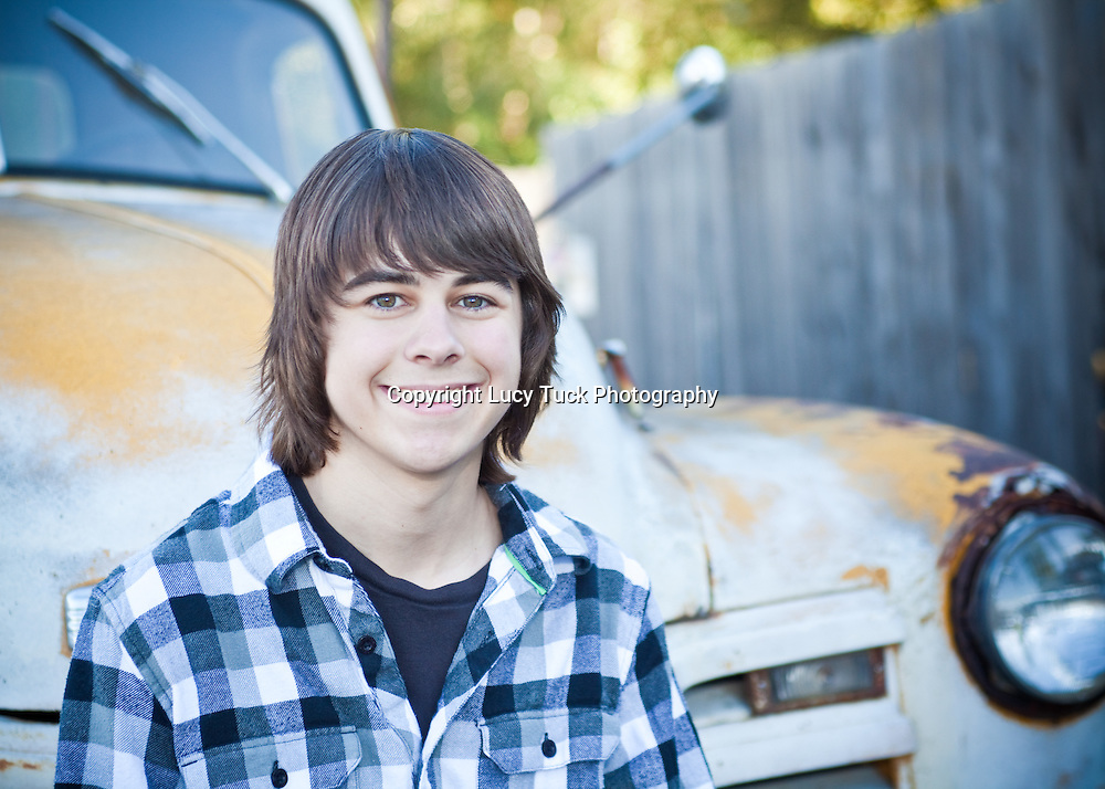 High School Senior Portrait, Senior Pictures