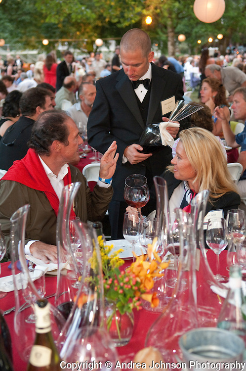 International Pinot Noir Festival, McMinville, Willamette Valley wine country, Oregon