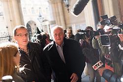 21.11.2016, Rathaus, Wien, AUT, SPÖ, Vorstandssitzung der Wiener Landespartei. im Bild Rudolf Hundstorfer // during meeting of the austrian social democratic party in Vienna, Austria on 2016/11/21. EXPA Pictures © 2016, PhotoCredit: EXPA/ Michael Gruber
