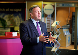 Labour Party Conference.<br /> Ed Balls MP during the Labour Annual Conference at the Brighton Conference Centre, Brighton, United Kingdom. Monday, 23rd September 2013. Picture by Elliot Franks / i-Images