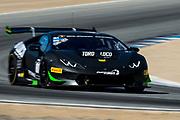 September 21-24, 2017: Lamborghini Super Trofeo at Laguna Seca. Peter Aronson, DAC Motorsports, Lamborghini Palm Beach, Lamborghini Huracan LP620-2