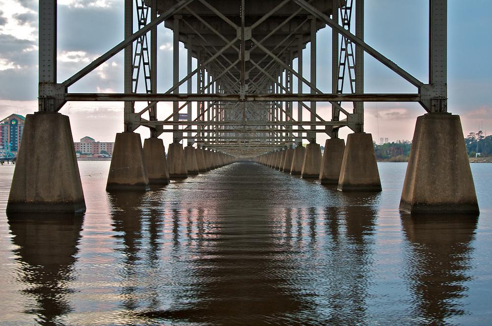 I-10 Bridge at Lake Charles, LA