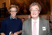 CHRISTOPHER SIMON SYKES, Opening of David Hockney ' A Bigger Picture' Royal Academy. Piccadilly. London. 17 January 2012