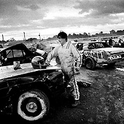 A Day at the Races - The Stoney Robert's Demolition Derby
