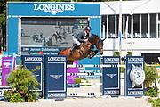 Jeroen Dubbeldam - Roelofsen Horse Trucks Eldorado S<br /> CHIO Rotterdam 2018<br /> © DigiShots
