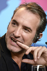 61034678<br /> Jean Dujardin during the The Monuments Men press conference at the 64th Berlin International Film Festival / Berlinale 2014 in Berlin, Germany, Saturday, February 8, 2014 2014. Picture by  imago / i-Images<br /> UK ONLY