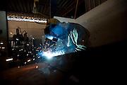 Sete Lagoas_MG, Brasil...Operario da empresa de ferramentas em Sete Lagoas, Minas Gerais...Worker in appliances company in Sete Lagoas, Minas Gerais...Foto: NIDIN SANCHES / NITRO