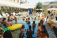 Blake ward Pool party