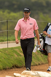 March 23, 2018 - Austin, TX, U.S. - AUSTIN, TX - MARCH 23:  Webb Simpson walks to the eleventh green during the WGC-Dell Technologies Match Play Tournament on March 22, 2018, at the Austin Country Club in Austin, TX.  (Photo by David Buono/Icon Sportswire) (Credit Image: © David Buono/Icon SMI via ZUMA Press)