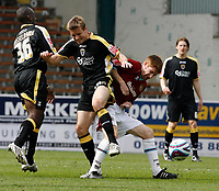 Photo: Paul Greenwood/Richard Lane Photography. <br /> Burnley v Cardiff City. Coca-Cola Championship. 26/04/2008.