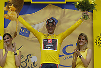Sykkel<br /> Tour de France 2006<br /> Foto: Dppi/Digitalsport<br /> NORWAY ONLY<br />                     <br /> STAGE 14 - MONTELIMAR > GAP - OSCAR PEREIRO SIO (ESP) / CAISSE D'EPARGNE / LEADER