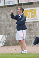 Dundee boss Barry Smith - Dundee v Southend United - East Fife Tournament at New Bayview<br /> <br /> &copy; David Young<br /> <br /> <br /> http://www.davidyoungphoto.co.uk
