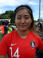 International Women's Friendly Matchs 2019 / <br /> Cup of Nations Tournament 2019 - <br /> Argentina vs South Korea 0-5 ( Leichhardt Oval Stadium - Sidney,Australia ) - <br /> Cho So-Hyun of South Korea